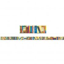 MC-Y1520 - Border Bookshelf Of The Classics in Border/trimmer