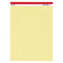 MEA59610 - Legal Pad 8.5X11.75 50 Ct Canary in Note Books & Pads
