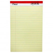 MEA59614 - Standard Legal Pad 5 X 8 in Note Books & Pads