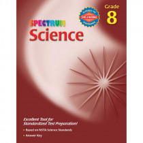MGH0769653685 - Spectrum Science Gr 8 in Activity Books & Kits