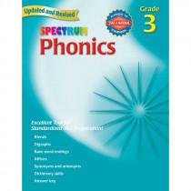 MGH0769682936 - Spectrum Phonics Gr 3 in Phonics