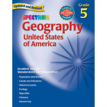 MGH0769687253 - Spectrum Geography Gr 5 in Geography