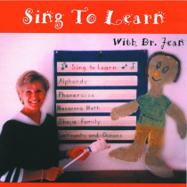 MH-DJD04 - Sing To Learn Cd in Cds