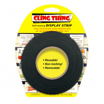 Cling Thing Display Strip, Black - MIL3288 | Miller Studio | Adhesives