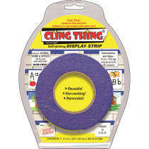 MIL3289 - Cling Thing Display Strip in Brackets / Mounts