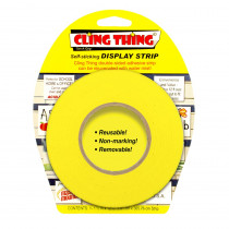 Cling Thing Display Strip, Yellow - MIL3293 | Miller Studio | Adhesives