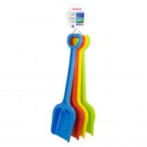 Super Shovels 4-Pack - MLE29083 | Miniland Educational Corporation | Sand & Water