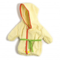 MLE31555 - Doll Clothes Bathrobe in Dolls