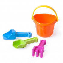 Baby Sand Set, 4 Pieces - MLE45200 | Miniland Educational Corporation | Sand & Water