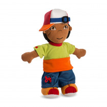 Multicultural Fastening Dolls, Hispanic Boy - MLE96320   Miniland Educational Corporation   Dolls