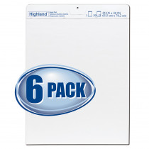 MMM5406PK - Highland Easel Pad Pack Of 6 in Easel Pads