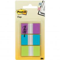MMM680PBG - Flags 60 Total .945X1.7 6Pks/Inr in Post It & Self-stick Notes
