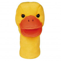MTB203 - Plushpups Hand Puppet Duck in Puppets & Puppet Theaters