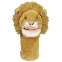 MTB207 - Plushpups Hand Puppet Lion in Puppets & Puppet Theaters