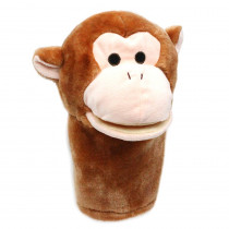 MTB210 - Plushpups Hand Puppet Monkey in Puppets & Puppet Theaters