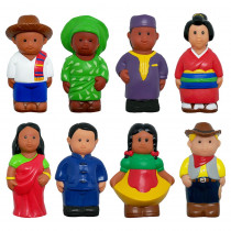 MTB621 - Multicultural Around World Fig 8Pk in General