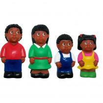MTB626 - African-American Family Figure Set in General