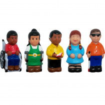 MTB629 - Friend With Disability Play Figures in Figurines