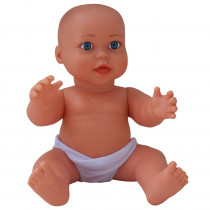 MTB850GN - Large Vinyl Gender Neutral Caucasian Baby Doll in Dolls