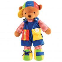 Learn & Play Teddy - MTC614   Marvel Education Company   Dolls
