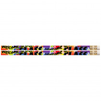 MUS2277D - Welcome To Our Class 12Pk Motivational Fun Pencils in Pencils & Accessories
