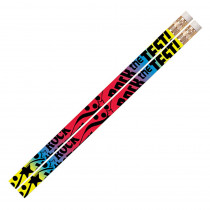 MUS2319D - Rock The Test 12Pk Pencils in Pencils & Accessories