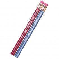 MUS500T - Tot Big Dipper Jumbo Pencils 1Dz With Eraser in Pencils & Accessories