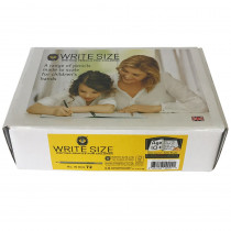 MUSWS1006 - Write Size Pencils 5.75In 72 Bx in Pencils & Accessories