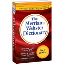 MW-2956 - The Merriam Webster Dictionary in Reference Books