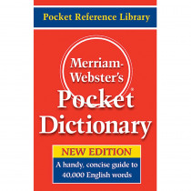 MW-5308 - Merriam Websters Pocket Dictionary in Reference Books