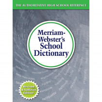 MW-6800 - Merriam Websters School Dictionary in Reference Books