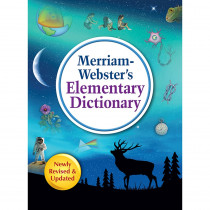 MW-7456 - Merriam-Websters Element Dictionary in Reference Books