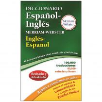 MW-8217 - Merriam Websters Diccionario Espanol Ingles in Spanish Dictionary