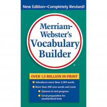 MW-8552 - Merriam Websters Vocabulary Builder in Reference Books