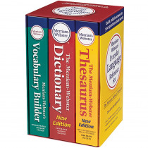 MW-8750 - Merriam Websters Everyday Language Reference Set in Reference Books