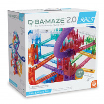 MWA13777823 - Q Ba Maze 2.0 Rails Extreme Set in Blocks & Construction Play