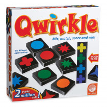 MWA32016W - Qwirkle in Dominoes