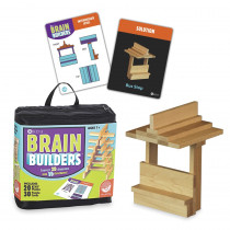 MWA66009 - Keva Brain Builders in Blocks & Construction Play