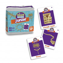 MWA68337 - Keva Brain Builders Junior in Games & Activities