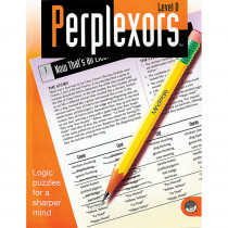 MWA90449W - Perplexors Level D in Games & Activities