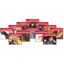 NL-0132 - Rising Readers Leveled Books Math Set in Cross-curriculum Resources