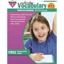 NL-0159 - Everyday Vocabulary Gr 2 Intervention Activities in Vocabulary Skills