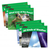 NL-0522 - Rising Readers Leveled Books Science Set 24 Titles in Science