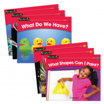 NL-0523 - Rising Readers Leveled Books Math Set 24 Titles in Math