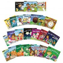 NL-1065 - Rising Readers Fiction 24 Title Set Volumes 2 & 3 Nursery Rhyme Tales in Reading Skills