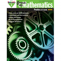 NL-1304 - Common Core Mathematics Gr 1 in Activity Books