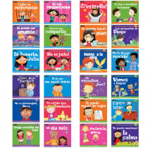 NL-3319 - Myself Readers Spanish 24 Book Set in Books