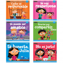 NL-3321 - I Get Along W Other Spanish 6 Pk Bk Myself Readers in Books