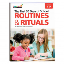 NL-4646 - Routines And Rituals Gr K-2 Book First 30 Days Of School in Classroom Activities