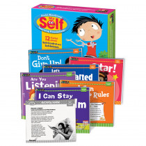 NL-4655 - Myself Self Control And Self Esteem Early Readers Boxed St in Social Studies